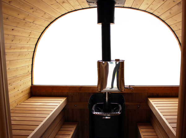 sauna sisä